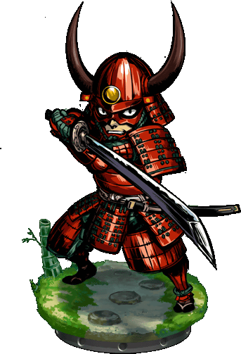 Image - Heavy Samurai + Figure.png | Blood Brothers Wiki ...
