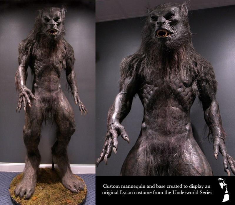 Underworld Lycans Costume Lycan | BloodRayne &am...
