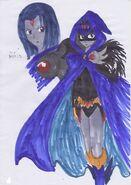 Toon fantasy raven by turtlehill-d5ajpzn