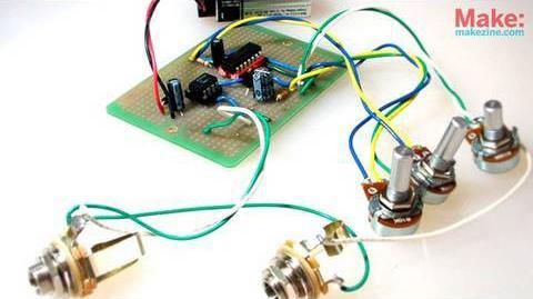 Circuit Skills Perfboard Prototyping