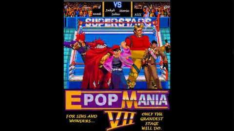 TheSultanOfSlam (c) vs. greengravy for the Intermediate Title at Epopmania VII