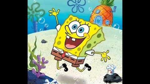 SpongeBob SquarePants Production Music - Hawaiian Train