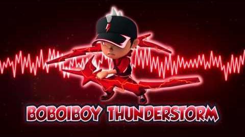 BoBoiBoy OST Halilintar Theme
