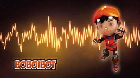 BoBoiBoy BoBoiBot Theme