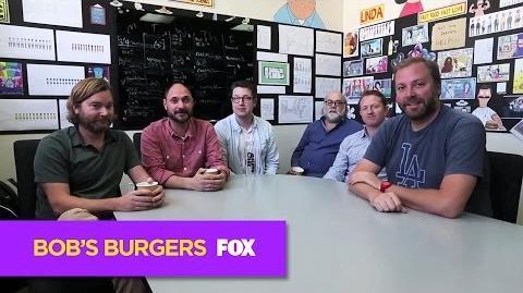 BOB'S BURGERS Behind BOB'S BURGERS Live Episode 6 ANIMATION on FOX-0