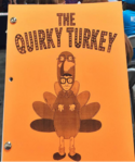 Quirky Turkey Script