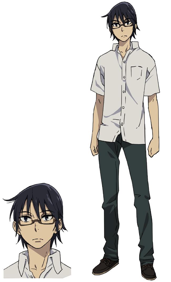 Satoru Fujinuma | Boku Dake ga Inai Machi Wikia | FANDOM powered ...