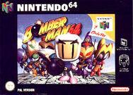 Bomberman 64 EU Box