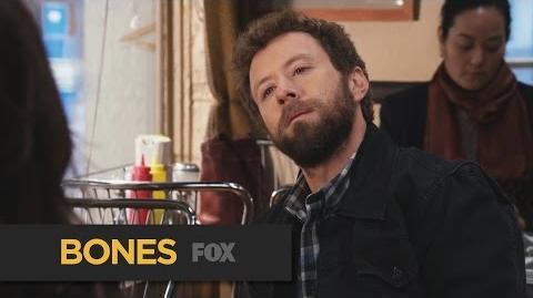 "BONES Rain Check from ""The Murder of the Meninist"" FOX BROADCASTING"