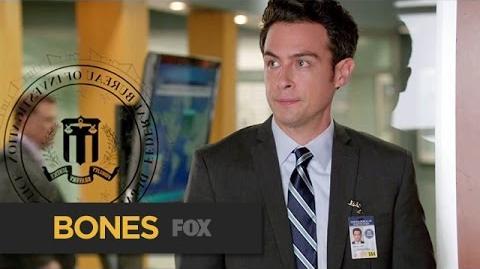 Introducing Special Agent Aubrey BONES FOX BROADCASTING