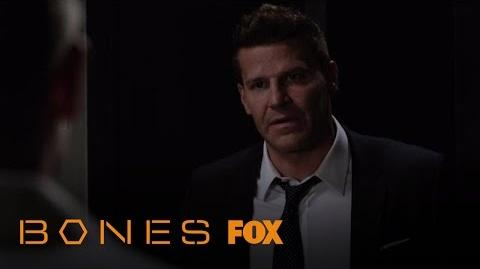 Booth Searches The Basement Of The Jeffersonian For Brennan Season 12 Ep