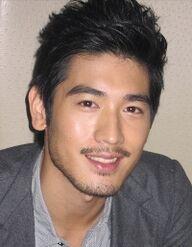 Godfrey Gao as Gao Zi Qi