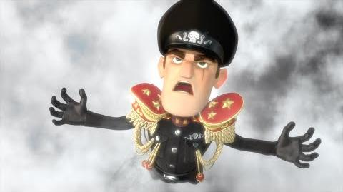 War Time Epaulets (Official TV Commercial)