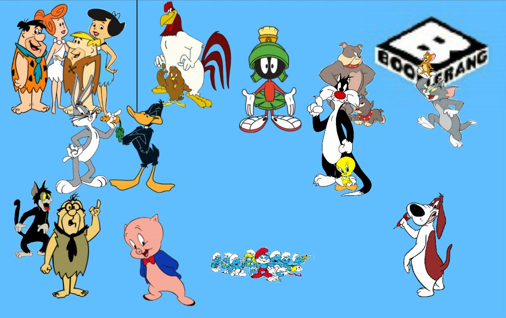 Old Caveman Show : Image wiki background boomerang from cartoon network