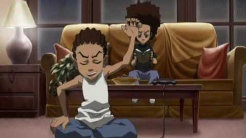 Homies over Hoes - The Boondocks