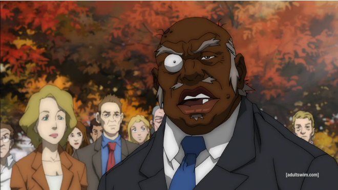 Voice Of Uncle Ruckus Uncle Ruckus | The Boo...