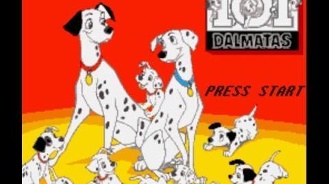 101 Dalmatians (Snes Bootleg Longplay)