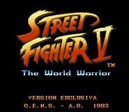 Street Fighter 5 (Hack) 0000