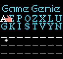 GameGenieMenu