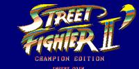 Street Fighter II: Rainbow Edition