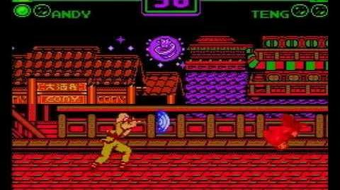 Fatal Fury 2 (NES Pirate Game)