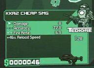 Gun CheapSMG