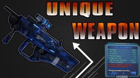 Borderlands 2 - Commerce - Unique Weapon