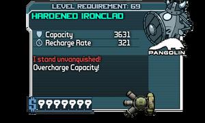 Hardened Ironclad