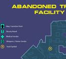 Abandoned Training Facility