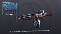 Boss Hammer Buster II 72 Orange None