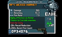 LZ Nasty Hornet