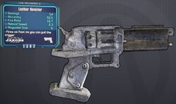 Revolver(Borderlands2) Leather lvl8