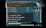 PPZ1270.G Crimson Executioner-Revised