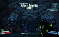 Natural Selection Annex Dome