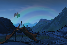 Borderlands2 Double Rainbow