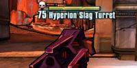Hyperion Slag Turret