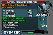 Pestilent Pounder (Hacked Sniper Rifle)