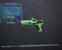 Emerald Anaconda OP8