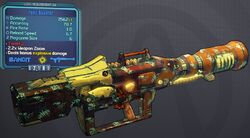 Roaster(Borderlands2) redy lvl24