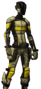BL2-Zer0-Skin-The Yellow Dart