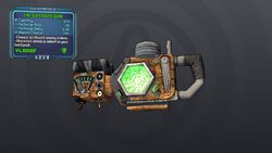 LV 16 Ever-Alert Absorb Shield