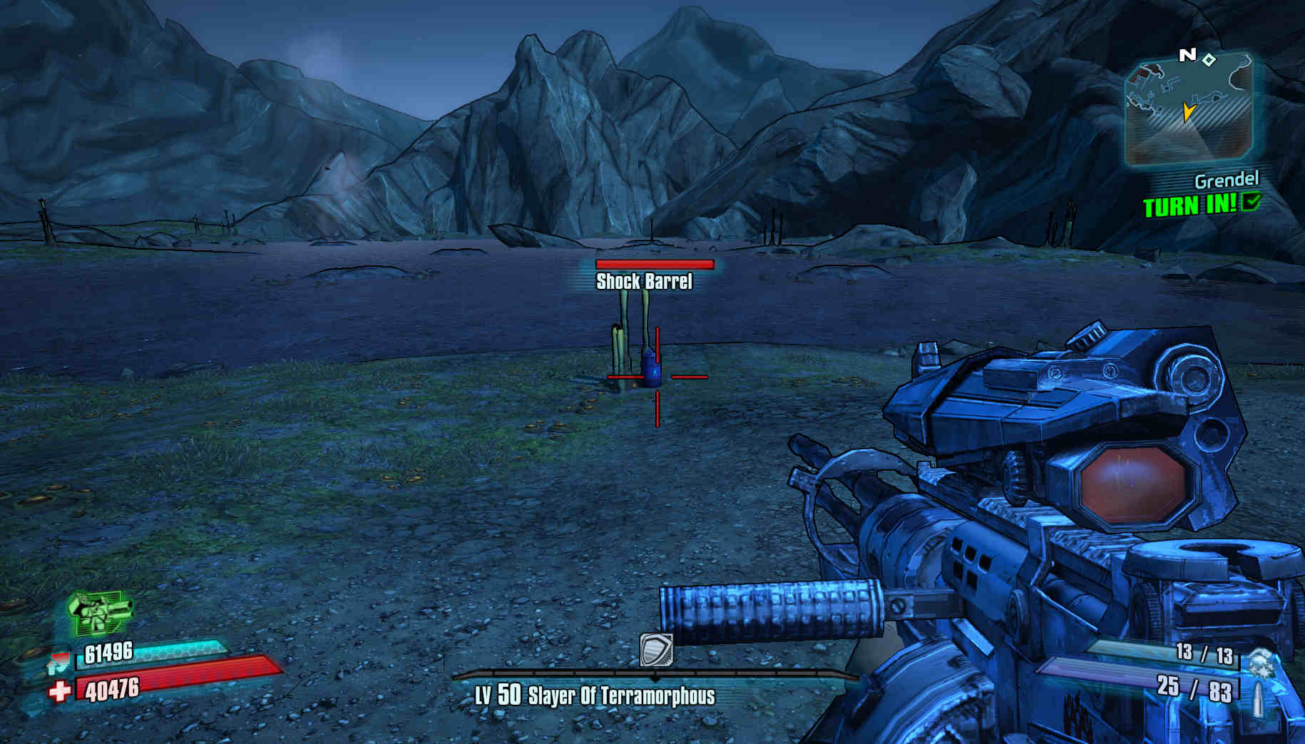 Image - Tannis Easter Egg1.jpg | Borderlands Wiki | Fandom powered ...