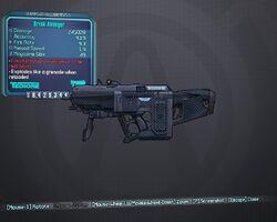Brisk Avenger OP8
