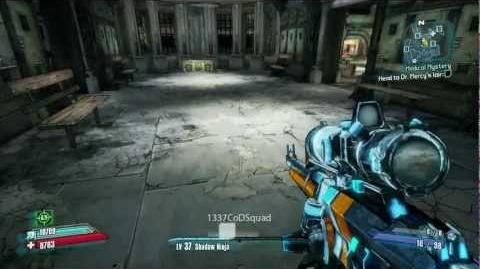 Borderlands 2 Dragon Ball Z Easter Egg