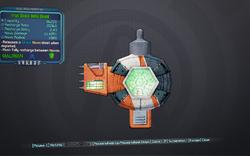 Frail Shock Nova Shield