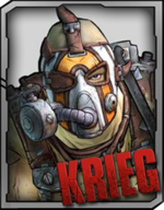 Krieg profile