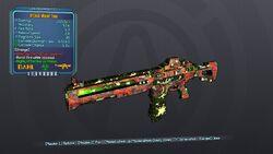 Attack Major Tom 70 Orange Corrosive