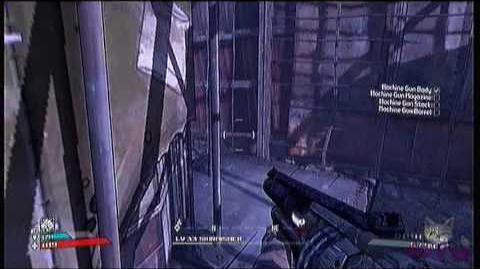 Scavenger: Machine Gun