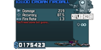 Eridian Fireball
