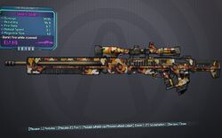 Smooth Sniper